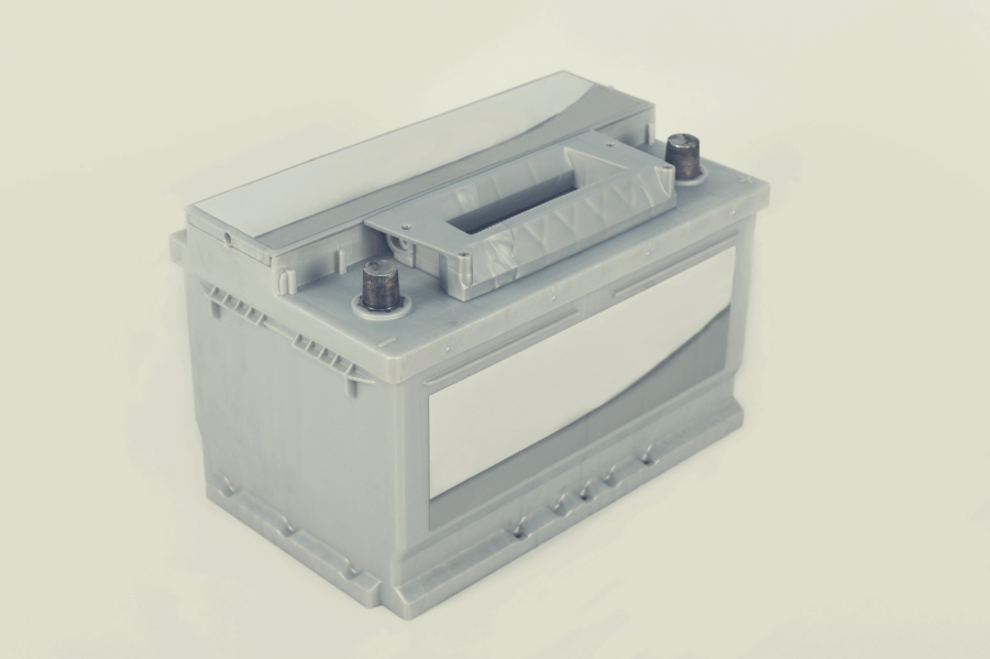 image of a agm battery