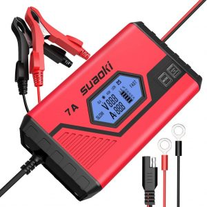 suaoki agm battery charger
