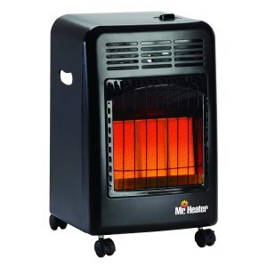 mr heater cabinet lp heater