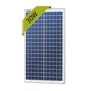 Newpowa 30w Watts 12v marine and boat Poly Solar Panel