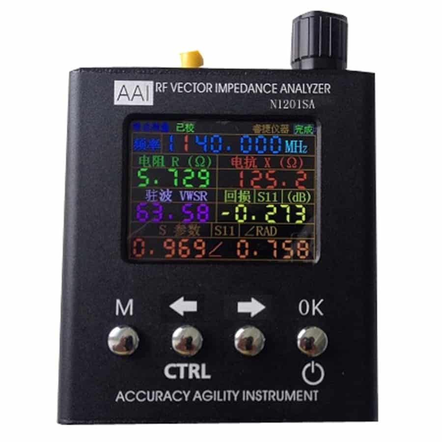 best antenna analyzer