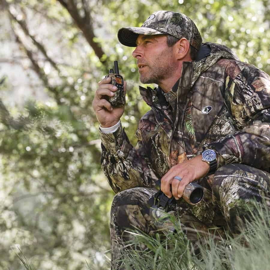 best hunting two way radio